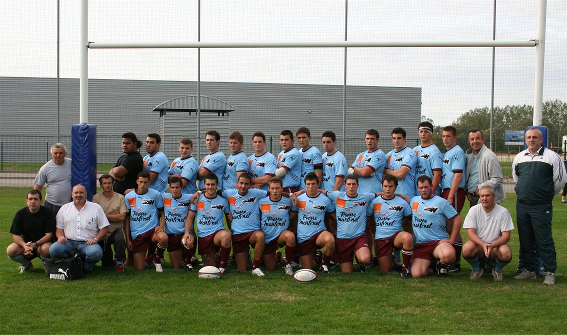 Very good France amateur rugby seems
